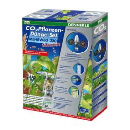 Dennerle CO2 300 Quantum met hervulbare fles + magneetventiel voor aquarium tot 300 liter Van € 269,00 voor € 199.00